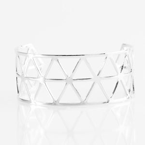 Knock Into Shape - Silver bracelet